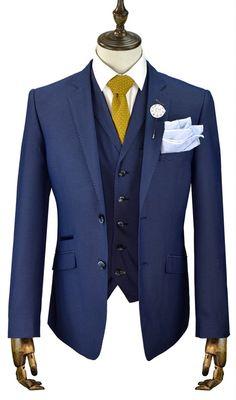 Edson 3 Piece Suit www.menzsuits.co.uk