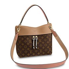 Tuileries Besace Monogram Canvas in Women's Handbags collections by Louis Vuitton