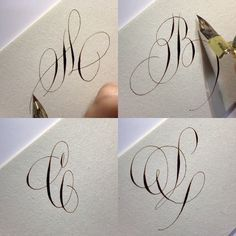 This Pin was discovered by Lettering Daily Hand Lettering Art, Tattoo Lettering Fonts, Graffiti Lettering, Creative Lettering, Lettering Styles, Calligraphy Fonts Alphabet, Copperplate Calligraphy, Calligraphy Drawing, Calligraphy Practice