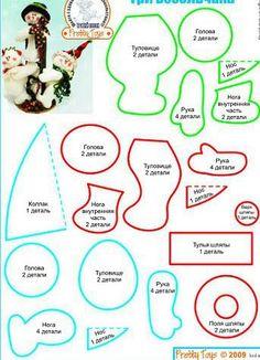 mold d noel dormilon Christmas Ornaments To Make, Christmas Sewing, Felt Ornaments, Christmas Snowman, Handmade Christmas, All Things Christmas, Snowman Crafts, Christmas Projects, Christmas Crafts