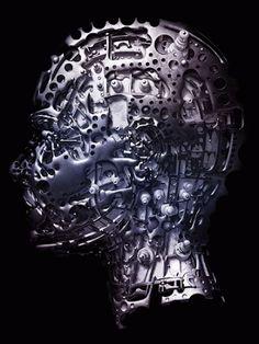 emporioefikz:  Mechanical Mind