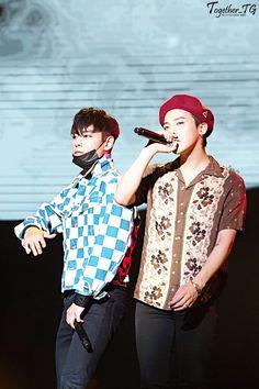 160708 GD&TOP 팬미팅 in 광저우