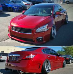 What type kit ? Slammed Cars, Jdm Cars, Chevrolet Suburban, Chevrolet Tahoe, 2010 Nissan Maxima, Nissan Altima Coupe, Nissan Hardbody, Caprice Classic, Nissan Infiniti