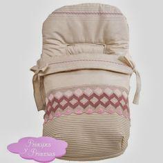 Colección de paseo Despertar: sacos bebé, bolsos...