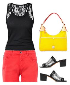 """""""Ginger Root 267"""" by rlshaw on Polyvore featuring Love Moschino, Chloé and Dooney & Bourke"""