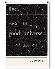 """Stars"" Print  - Bibliophilia - Obvious State"