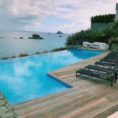 "175 Likes, 2 Comments - WIMCO Villas (@wimcovillas) on Instagram: ""@blairbitove checking out villa views at ROX in Gustavia."""