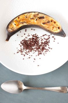 Baked Banana — @Erik Weum Elnan - A food blog dedicated to my experiments in the kitchen