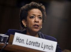 The Senate's shabby treatment of Loretta Lynch