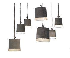 Beton-look lamp, Serax Maison