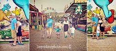 carnival fun~ family photos~
