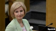 Russian lawmaker Olga Batalina (file photo)