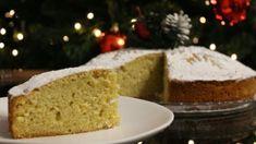 Vasilopita Cake, Vasilopita Recipe, Cake Recipes, Dessert Recipes, Desserts, Easy Christmas Cake Recipe, Christmas Recipes, Christmas Sweets, Greek Recipes