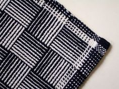 Magic-Step Towels | Syne Mitchell - on a rigid heddle
