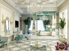 Small House Interior Design, Luxury Interior Design, House Design, Contemporary Interior, Interior Ideas, Luxury Home Decor, Luxury Homes, Royal Bedroom, Master Bedroom Design