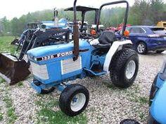 Afbeeldingsresultaat voor tractor ford 1320