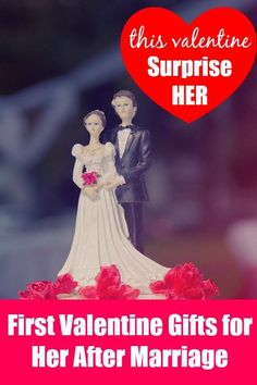 Surprising First Valentine Day Gifts for Her After Marriage Valentines Surprise, Unique Valentines Day Gifts, Gift Suggestions, Gift Ideas, After Marriage, Valentine's Day, Single Men, Animals For Kids, Gifts For Kids