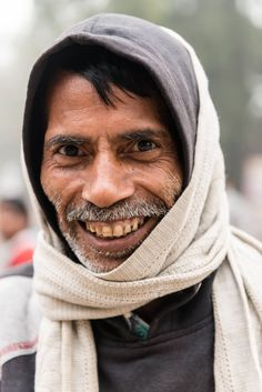 People, Faces in Agra, India