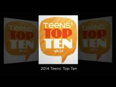2014 Teens' Top Ten Titles Announced! | The Hub