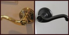 Update that outdated door hardware without spending a fortune.
