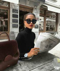 Insane Tips and Tricks: Urban Fashion Female Michael Kors urban wear for men style inspiration.Urban Wear Summer Shirts urban wear for men style inspiration. Look Fashion, Urban Fashion, New Fashion, Trendy Fashion, Street Fashion, Winter Fashion, Womens Fashion, Fashion Trends, Fashion Ideas