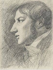 John Constable - Self portrait 1806