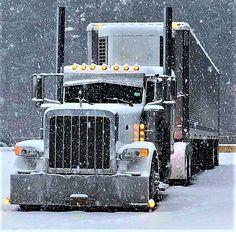 Millions of Semi Trucks Big Ford Trucks, Big Rig Trucks, 4x4 Trucks, Diesel Trucks, Custom Trucks, Peterbilt 389, Peterbilt Trucks, Paz Hippie, Heavy Construction Equipment