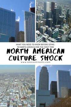 North American Culture Shock - know what to expect on your very first visit to this continent so you can cope better Canada Travel, Travel Usa, Travel Info, Travel Tips, Travel Ideas, Culture Shock, Beautiful Hotels, United States Travel, London City
