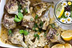 Artyčoky a la Romana Aioli, Kitchenette, Pork, Meat, Recipes, Romans, Kale Stir Fry, Recipies, Ripped Recipes
