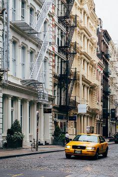 Soho, NY / photo by Philipp Kern