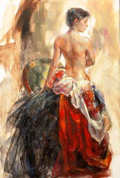 Muse by Anna Razumovskaya