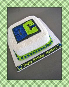 DC Shoes Cake-maybe for one of the boys birthday parties