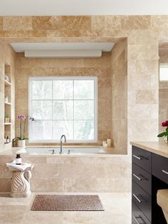 our master bath | Camille Styles in Austin Home | Photography by Casey Dunn