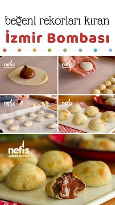 İzmir Bombası Tarifi Videolu Anlatımı ve Detaylarıyla – Nefis Yemek Tarifleri Video explanation VERY LIKE How to Make Izmir Bomb Description? Video narration of this recipe in people's book and photographs of those who try it are here. Beef Pies, Mince Pies, Cheesecake Brownie, Cheesecake Recipes, Yummy Recipes, Yummy Food, Party Recipes, Drink Recipes, Green Curry Chicken