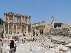 Library of Efeze - Turkey