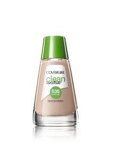 SAVE: Foundation for Sensitive Skin