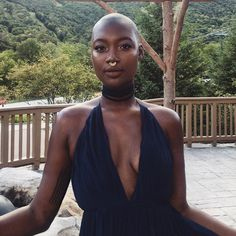 Bald and Beautiful Women   No hair? Don't care!