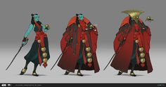 Brief: This is a simulation of working as a concept artist in a production…
