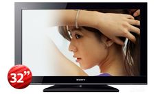 "#Sony Bravia KLV-32BX350 32"" Multi-System World Wide #LCD #TV Latest 2013 model!! (Our Price: $359.99)."
