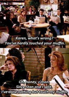 will and grace - love this show.happy for reruns Karen Will And Grace, Karen Walker Quotes, Haha Funny, Hilarious, Funny Stuff, Karen Memes, Great Tv Shows, One Liner, Tv Quotes