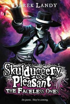 Valkyrie screamed, sprinting toward Skulduggery. He looked up and reached out to her, but it was too late. . . . If you've read the other Skulduggery Pleasant books by Derek Landy (and you really shou