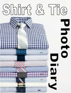 shirt/tie combo pattern ideas