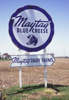 Maytag Farm is on a country road far off the beaten path.