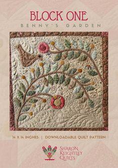 Rambling Ways Quilt | Sharon Keightley Quilts