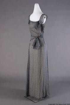 Date Made  1933 - 1935  Designer  Bocher, Main Rousseau, 1891-1976