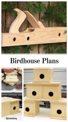 Free Birdhouse Plans: Attract Your Feathered Friends to Your Garden Popular Woodworking, Woodworking Shop, Woodworking Plans, Woodworking Projects, Woodworking Magazine, Woodworking Videos, Woodworking Patterns, Woodworking Machinery, Woodworking Classes