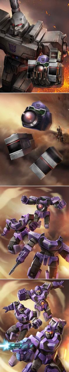 15 Awesome Transformer Legends Artwork - ChurchMag