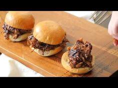 Slow Cooker Honey Balsamic Pulled Pork – 12 Tomatoes