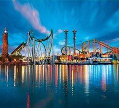 Islands of Adventure, Universal Orlando Resort. Miss it!!