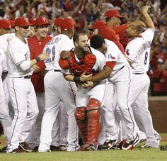 Texas Rangers - ALCS 2011 champs - sublime <3